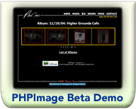 PHPImage Demo